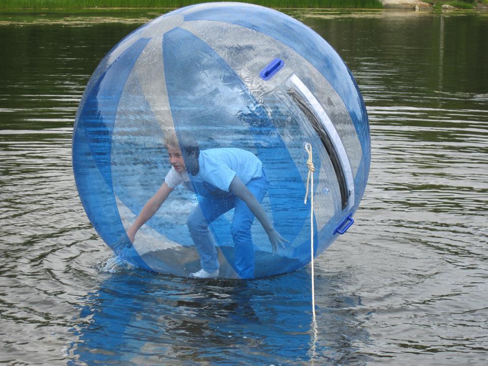ball i vannet 2